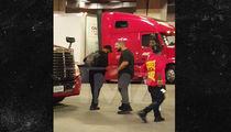 Drake -- Freaks Out After Multi-Million Dollar Jewelry Heist (VIDEO)