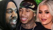 Kanye West -- Tyga's My Problem Now (VIDEO)