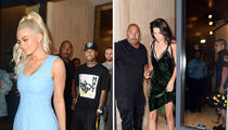 Kendall and Kylie Jenner -- When Going Down Goes Bad (PHOTOS + VIDEO)