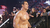 Alberto Del Rio -- Released By WWE
