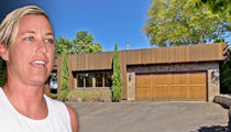 Abby Wambach & Wife -- We're BOTH Moving Out ... Selling House In Wake Of Split