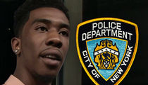 Desiigner -- Race Not An Issue In Arrest ... Says NYPD