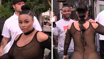 Blac Chyna -- We Be Clubbin' ... Super Preggo and All (VIDEO)