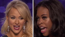 Miss America -- Contestants Answer Tough Political Questions ... Trump, Clinton, Immigration (VIDEO)