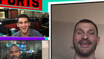 UFC Champ Stipe Miocic -- I'll Fight Jon Jones ... He's a Nice Guy (VIDEO)