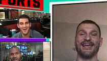 UFC Champ Stipe Miocic -- I'll Fight Jon Jones ... He's a Nice Guy (VIDEO)