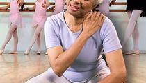 Ballet Bodies Sued -- Old Ladies Don't Bend Like Pretzels