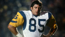 L.A. Rams Defensive End Jack Youngblood: 'Memba Him?!