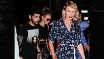 Taylor Swift -- I'm Both a Big and Third Wheel (PHOTO)