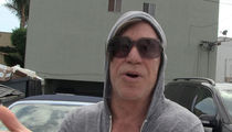 Mickey Rourke -- Hollywood Tried to Hex Mel Gibson, But He's Got Too Much ... (VIDEO)
