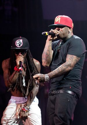 Birdman and Lil Wayne -- Before the split