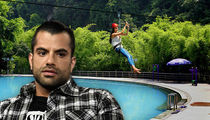 Shahs of Sunset -- Your Zip Line Was Not Fine ... Now I Want Mine!!