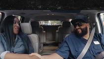 DJ Khaled -- I Got the Keys to Be Undercover Driver (VIDEO)