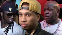 Lil Wayne to Birdman -- I Never Signed Off On Setting Tyga Free