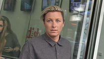 Abby Wambach -- Won't Say If Booze Fueled 2014 Wreck (VIDEO)