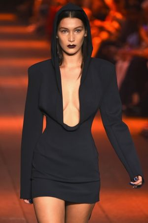 Bella Hadid's Hottest NYFW Looks