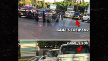 The Game -- Entourage Targeted in Miami Beach Shooting (PHOTOS + VIDEO)