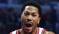 Derrick Rose to Judge -- Unmask My Rape Accuser Already ... She Doesn't Deserve Anonymity