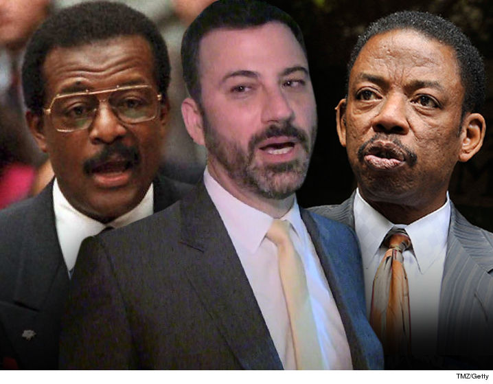 0919-johnnie-cochran-carl-douglas-jimmy-kimmel-TMZ-GETTY-01