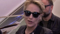 Sharon Stone -- Bizarre Letters Convince Judge ... Alleged Stalker Still a Risk