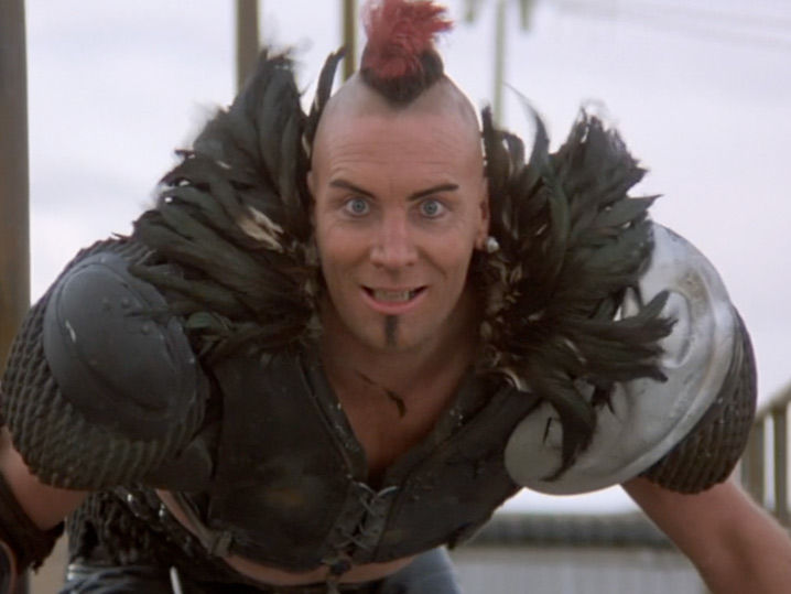 wez in mad max 2 the road warrior memba him