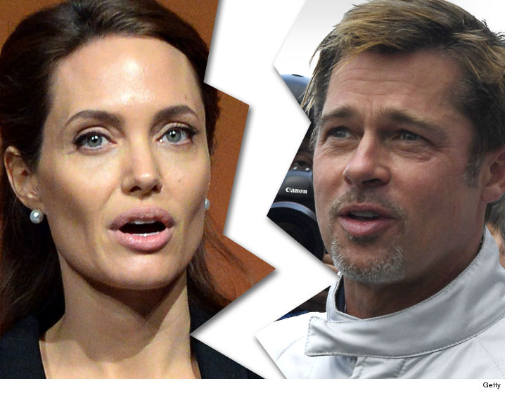 Threesome brad pitt Angelina jolie