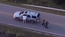 Tulsa Shooting -- Video of Cops Killing Unarmed Man (VIDEO)