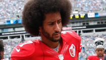 Colin Kaepernick -- I've Gotten Death Threats For Protesting  Anthem
