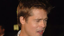 Brad Pitt -- Conflict Over Confrontation with Son on Jet