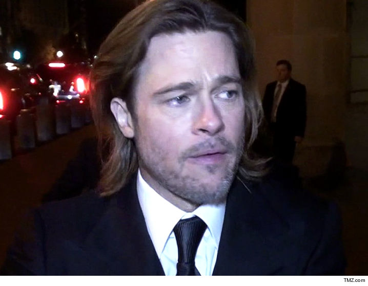 Brad Pitt has taken the next step in the divorce proceedings from ...