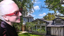 Lady Gaga -- Frank Zappa's Casa Es Mi Casa Now (PHOTO + VIDEO)