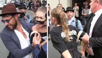 Gigi Hadid -- Not Firing Security Over Attack ... Case of Mistaken Identity