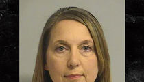 Tulsa Shooting -- Officer Betty Shelby Surrenders (MUG SHOT)