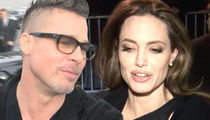 Brad Pitt: Angelina's UN Ambitions ... UN-Safe For Our Kids!