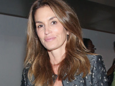 Hot Mama! Cindy Crawford Goes TOPLESS at 50 -- and DAMN, She's Definitely Still Got It!