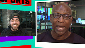 Eric Dickerson -- If Carson Wentz Was An L.A. Ram ... He'd Be Sittin' On The Bench