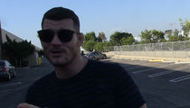 Michael Bisping -- Luke Rockhold & Demi Lovato ... How'd Such a Dumb Guy Get That Chick?