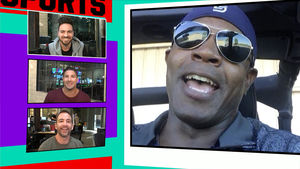 Ex-Pats Star Troy Brown -- Belichick > Lombardi ... Greatest Coach Ever