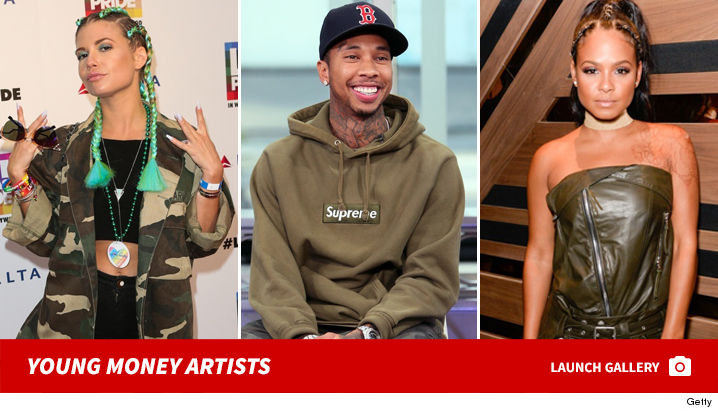 young_money_artists_footer