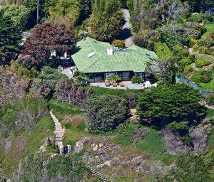 Angelina Jolie's Malibu Home