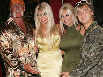 Brooke Hogan RESURFACES In L.A. -- And Wait'll You See Her Now!