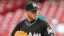 Marlins Pitcher Jose Fernandez -- Dead After Boating Accident