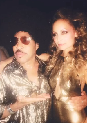 Nicole Richie's 35th Birthday -- Disco Fever