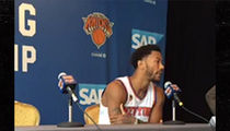 Derrick Rose -- 'Not Worried' About Rape Case ... 'I Ain't Do Anything Wrong' (VIDEO)