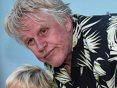Who Knew?! Gary Busey Has a 6-Year-Old Son Who Looks JUST LIKE Him -- Uncanny!