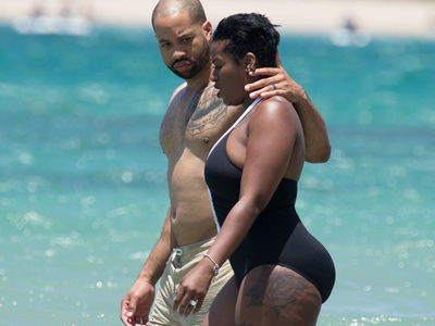 Fantasia Lost Some MAJOR Weight -- This Is the Before Pic, Wait'll You See the AFTER!