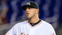 Jose Fernandez Crash -- Victims Reeked of Booze ... Officials Say