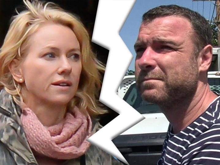 Naomi Watts & Liev Schreiber Broke Up | TMZ.com