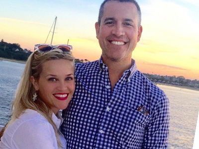 Reese Witherspoon's Son Turns 4 -- See RARE Shot of Kid with Hubby Jim Toth!