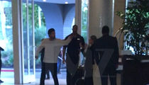 Brody Jenner -- LOSES IT On Hotel Staff ... Screw You for Booting Me! (VIDEO + PHOTO)